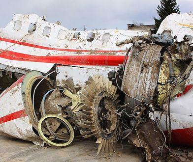 Rosyjska prokuratura odpiera zarzuty Polaków. Chodzi o wrak Tu-154