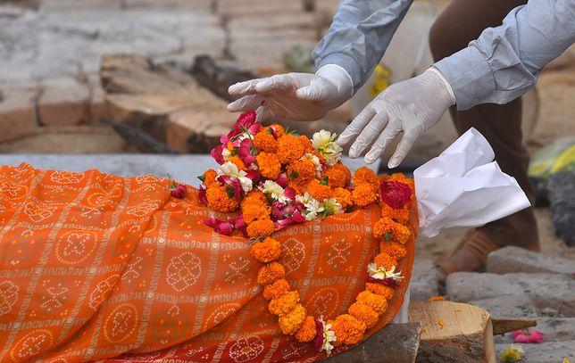 Koronawirus. Ponury rekord w Indiach. Eksperci chcą lockdownu