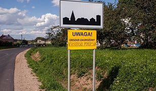 Kolejne ognisko ASF na wschodzie Polski