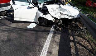 Według świadków sprawca tragedii jechał ponad 200 km/h.