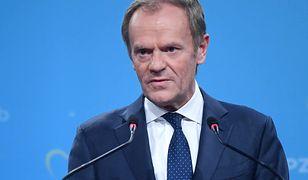 Donald Tusk wraca do partyjnej polityki. Pierwszy wywiad TV byłego szefa Rady Europejskiej