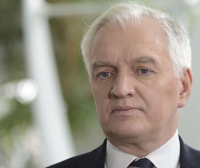 """Jarosław Gowin uważa, że po uchwale Sądu Najwyższego mamy do czynienia z """"chaosem"""""""