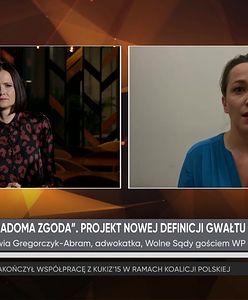Projekt nowej definicji gwałtu. Adwokatka mówi, jak to może wyglądać w praktyce