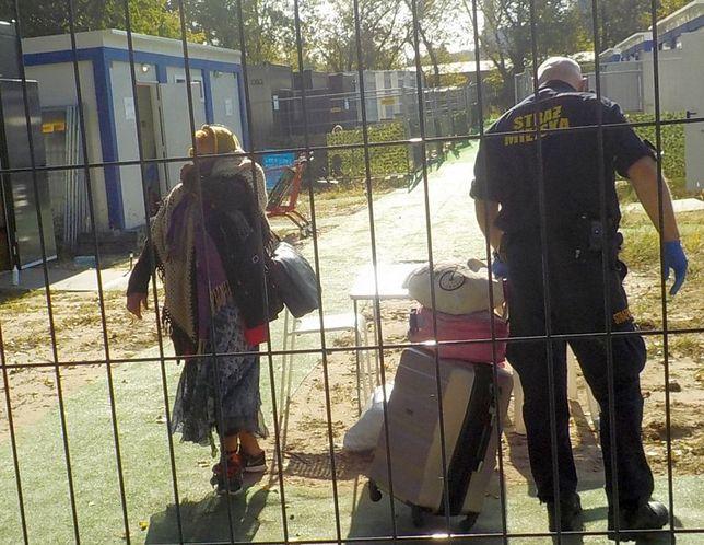Warszawa. Bezdomna ma tymczasowe lokum