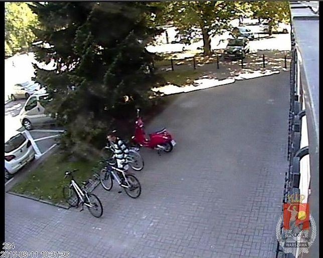 Ukradł rower. Rozpoznajesz go?