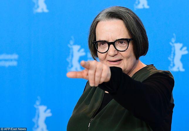 """Reżyserka dostała nagrodę w 2017 r. za film """"Pokot"""""""