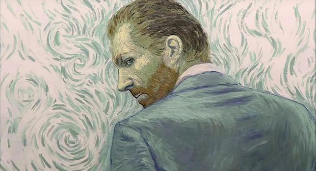 """""""Twój Vincent"""" to wyjątkowa animacja stworzona z 65 tysięcy ręcznie namalowanych obrazów"""