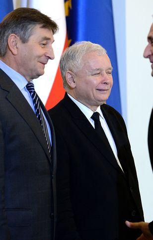 Kaczyński ma plan ws. Kukiza