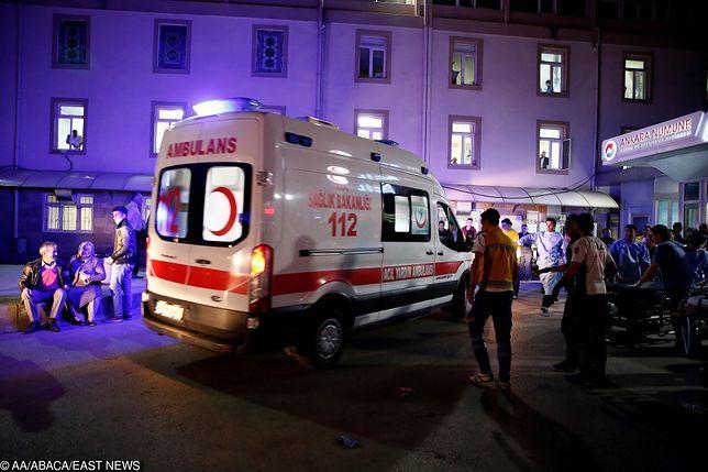 Turcja: Białoruski dyplomata postrzelony