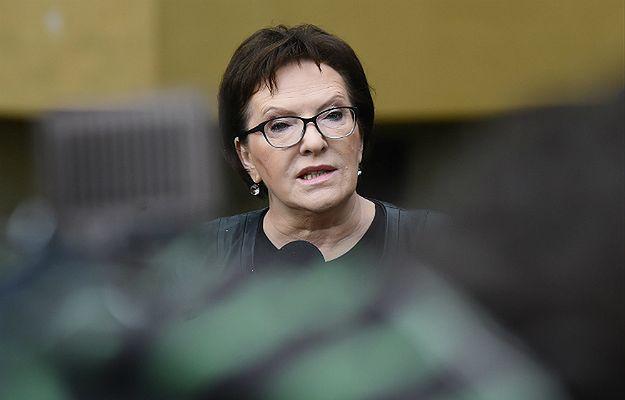 """Wojna domowa w PO? Grzegorz Schetyna nie chce przyjmować uchodźców, Ewa Kopacz jest """"za"""""""