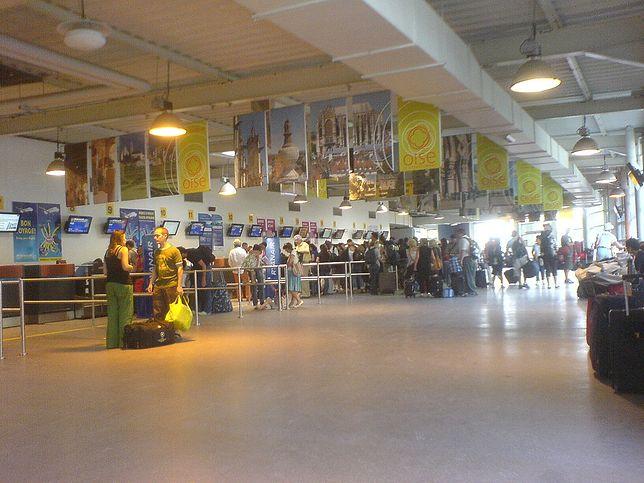 Lotnisko Beauvais-Tillé obsługuje rocznie prawie 3 miliony pasażerów