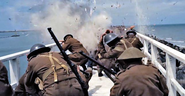 """Nowa jakość w kinie wojennym. Recenzja filmu """"Dunkierka"""" w 2-płytowym wydaniu Blu-Ray"""