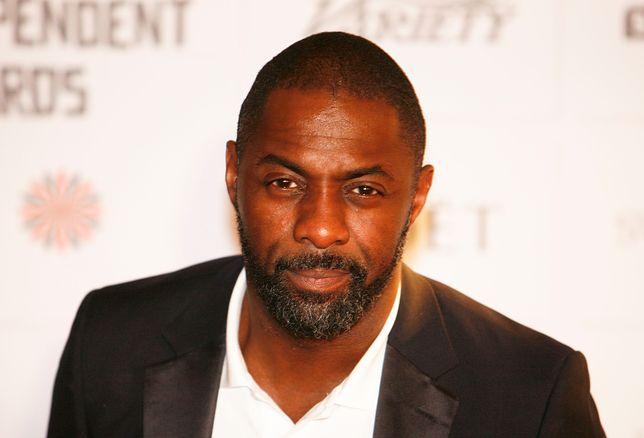 Idris Elba jest znanym brytyjskim aktorem