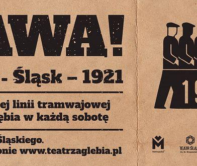 W tramwaju łączącym Sosnowiec z Katowicami dowiesz się o trudnej historii Śląska i Zagłębia.