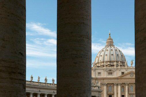 Tego w Europie jeszcze nie było - pozwali samego papieża