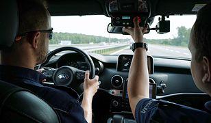 Warszawa. Grupa Speed zatrzymała 100 praw jazdy. Potrzebowała do tego dwóch tygodni