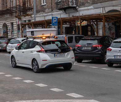 Ponad 7 tys. mandatów wystawionych po e-kontroli w Warszawie