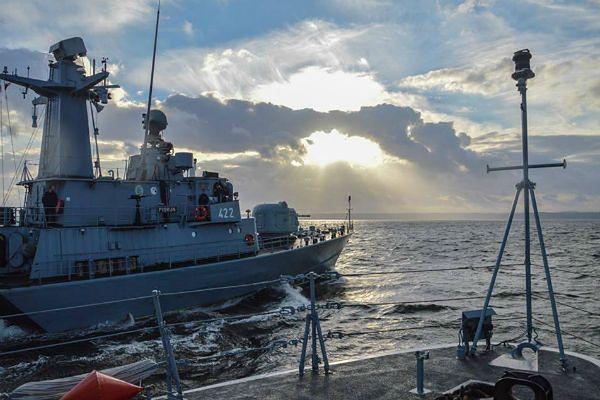 Manewry Marynarki Wojennej na Bałtyku. Ćwiczenia potrwają do piątku