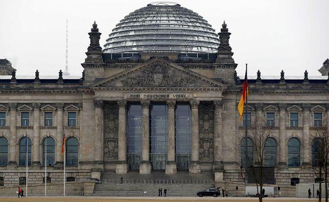 """Niemiecki rząd zaskoczony budową makiety Reichstagu w Rosji. """"To mówi samo za siebie"""""""