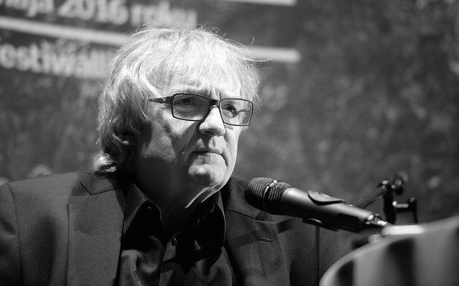 Jerzy Pilch nie żyje. Pisarza żegnają politycy