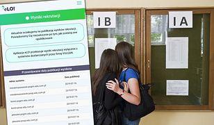 Rekrutacja do szkół średnich to problem dla wielu rodziców