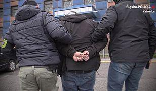 Katowice. Policja ustaliła, że 34-latek miał gwałcić córki swojej partnerki