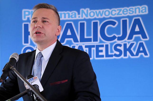 Prezydent Konina Piotr Korytkowski.