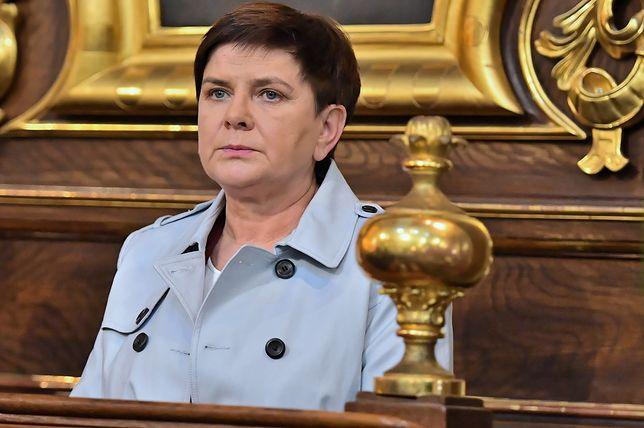 Beata Szydło, europosłanka PiS