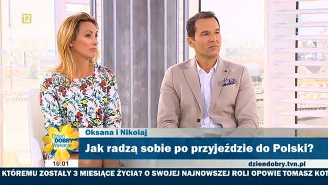 Anna Kalczyńska, Robert Kantereit
