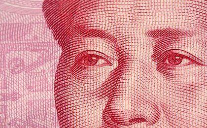 Euro straci na wejściu juana do walutowej elity