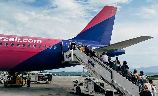 Wizz Air odwołuje loty do Polski. Decyzja ma związek z rozporządzeniem Rady Ministrów