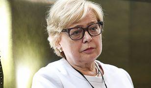 Politycy PiS znów tytułują Małgorzatę Gersdorf I prezes Sądu Najwyższego