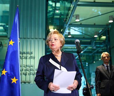 Nowe regulacje dotyczą właśnie m.in. I prezes SN Małgorzaty Gersdorf