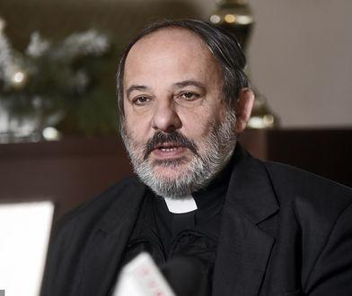 Ks. Tadeusz Isakowicz-Zaleski twierdzi, że abp Stanisław Gądecki mógł rozwiązać sprawę abp. Juliusza Paetza