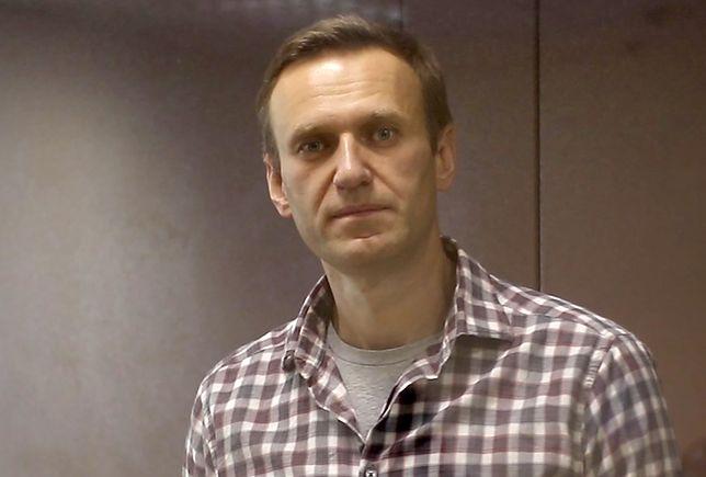 Rosja. Zaniepokojenie stanem zdrowia Aleksieja Nawalnego
