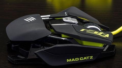 Mad Catz R.A.T. Pro S, krótki test myszki do zadań specjalnych