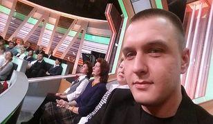 Polak pobity w rosyjskiej telewizji. Tomasz Maciejczuk dla WP: wiedziałem, że nie mogę spuścić głowy i ustąpić
