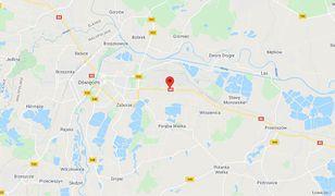 Tragedia w Oświęcimiu. Dwie osoby zginęły w wypadku na DK44