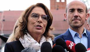 Wybory parlamentarne 2019. Małgorzata Kidawa-Błońska: Alimenty powinny być ściągane tak jak podatki
