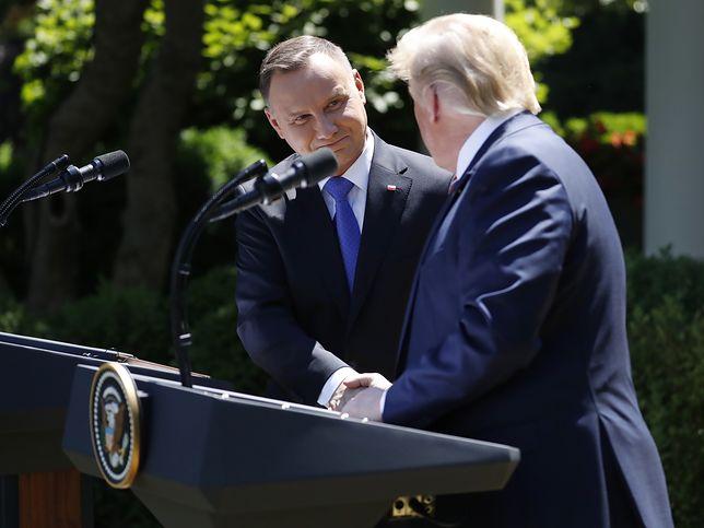 Sukces Andrzeja Dudy w USA? Nie według Grzegorza Schetyny
