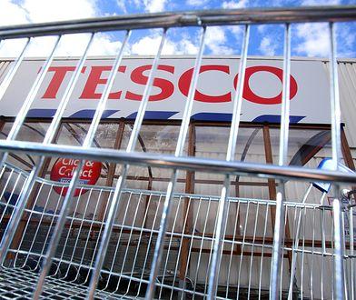 """NSZZ """"Solidarność"""" zapowiada strajk pracowników Tesco."""