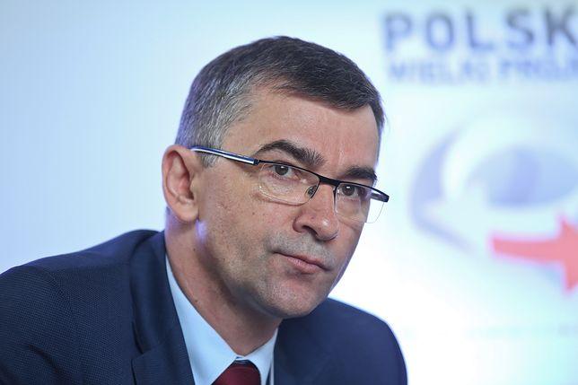 Andrzej Przyłębski uważa, że stosunki polsko-niemieckie się poprawiają
