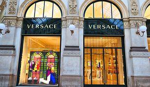 Luksus w zasięgu ręki. Ubrania i dodatki Versace nawet 50 proc. taniej