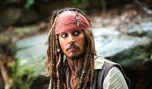 kadr z filmu ''Piraci z Karaibów: Na nieznanych wodach''