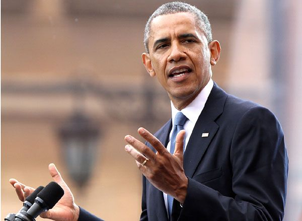 Media: Obama obiecuje bronić wolności w Europie Wschodniej
