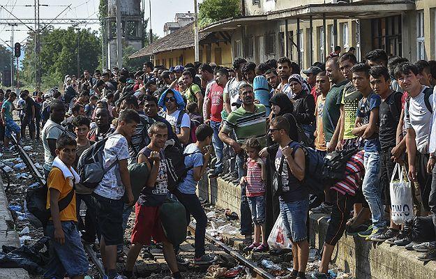 Największy kryzys imigracyjny od czasów II wojny światowej