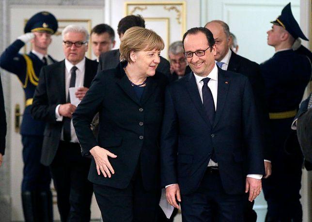 Duet Niemcy i Francja znowu mocny w UE