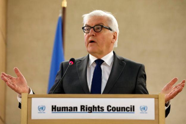 Frank-Walter Steinmeier przeciwny izolowaniu Rosji