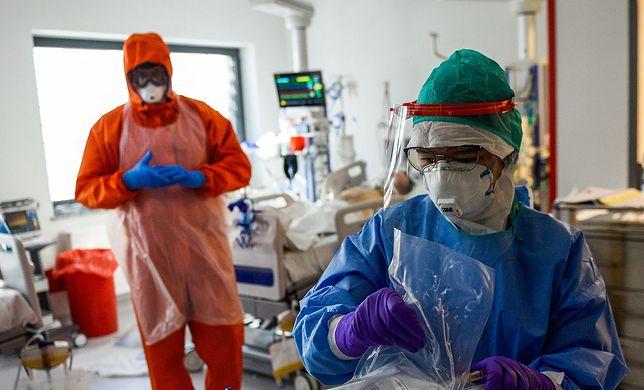 Koronawirus w Polsce. Ministerstwo Zdrowia: nowe przypadki zakażeń i ofiary COVID-19 [17 stycznia]
