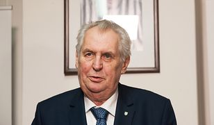 Milosz Zeman po raz drugi prezydentem Czech
